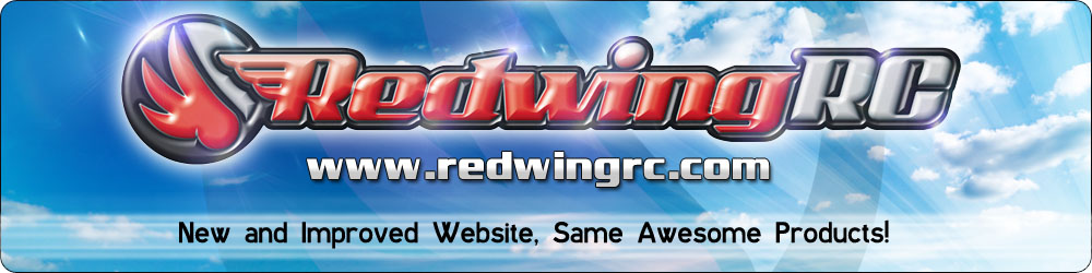 NEW RedwingRC Website